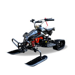 Детский снегоход H4 Snow (Снегоцикл) черный