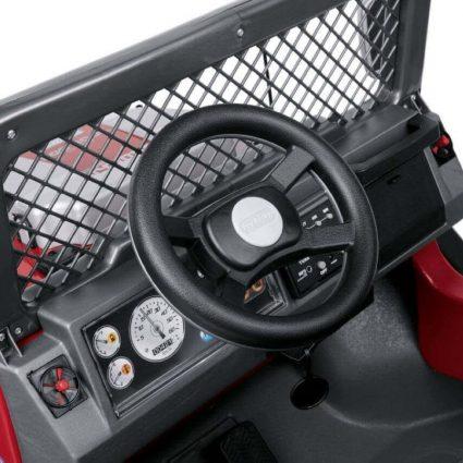 Электромобиль Peg-Perego Gaucho Grande (скорость до 7,5 км/ч, музыка)