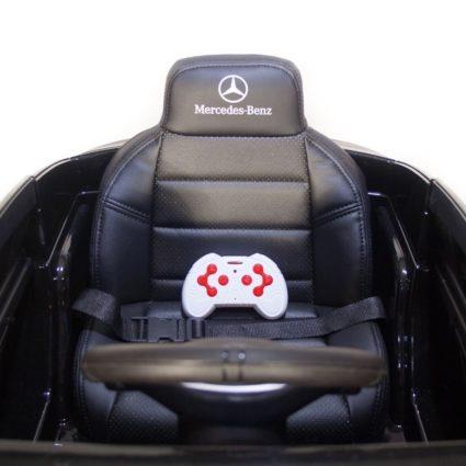 Mercedes-Benz AMG GLE63 Coupe черный глянец (колеса резина, кресло кожа, пульт, музыка)