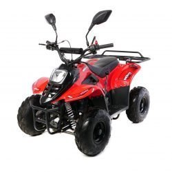 Квадроцикл бензиновый MOTAX Mikro 110 сс красный (пульт контроля, до 45 км/ч, реверс)